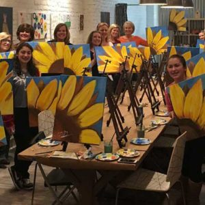 Join us every Thursday night for BYOB Canvas Paint Night Visit your location to register