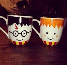 Harry & Ron Mugs